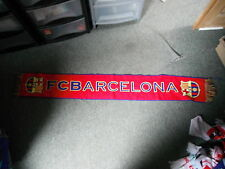 FC Barcelona Supporters Football Scarf