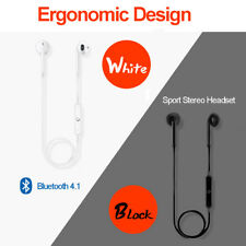 Bluetooth Headset Wireless Sport Stereo Headphones Earphone Earbuds Mobile Cell
