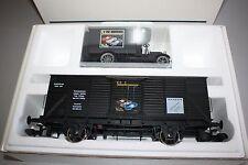 "Märklin 85895 Museumswagen 1995 2-Achser Güterwagen ""Schachenmayr"" Spur 1 OVP"