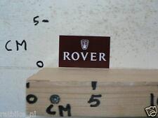 STICKER,DECAL ROVER B CAR AUTO