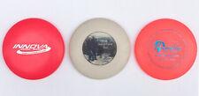 MINI FRISBEE DISCS Lot of 3 WHAM-O INNOVA