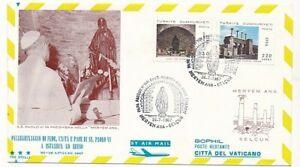D222597 Papal Visit Pope Paul VI Cover Meryem Ana Selçuk Turkey
