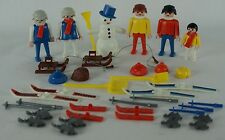 Geobra Playmobil wintertime family wintersport parts 3467