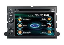 Ford F150 F250 F350 indash Radio DVD player GPS Navigation Stereo Auto radio