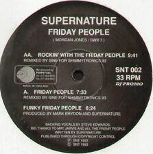 Supernature - Friday People - Supernature