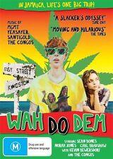 Wah Do Dem (DVD, 2011) SEALED, R4 Sean Bones, Norah Jones