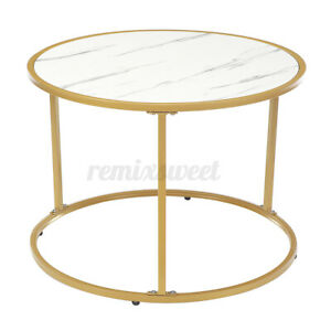 Sofa Side Table End Table Coffee TableSingle/ Double Layer Living Room Home dd