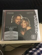More details for barbra streisand guilty too dvd-a/cd dual disc.