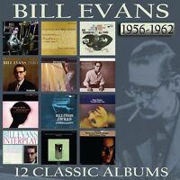 Bill Evans - 12 Classic Albums: 1956-62 [New CD]