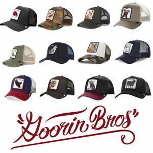 Cappello GOORINBROS berretto con visiera rigida taglia unica regolabile