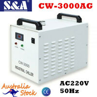 Australia S&A CW-3000AG Thermolysis Industrial Water Cooler water Chiller, 220V