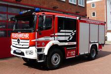 SONDERMODELL LF 10 Varus Freiwillige Feuerwehr Bremen Seehausen Rietze MB Atego