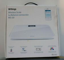 Withings WS-30 Wi-Fi Scale White - Open Box