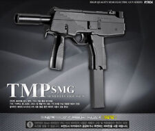New Academy TMP SMG SEMI AUTOMATIC ELECTRIC Gun Airsoft Gun #17404 Kit Model ABS