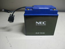 NEC Energy Solutions ALM 12V35, 12-Volt Lithium-Ion Battery