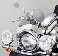 PUIG WINDSHIELD CUSTOM ROADSTER YAMAHA XV1700 ROAD STAR WARRIOR 03-05 LIGHT SMOK