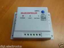 Solar Panel Regulator Deep Cycle Battery Charge Load Lamp Controller 15A 12V 24V