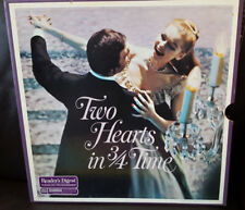 Two Hearts in 3/4 Time 4 Vinyl LP Box Set Dynagroove Stereo RCA & Readers Digest