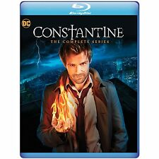 CONSTANTINE - THE COMPLETE TV SERIES  Blu Ray - Sealed Region free