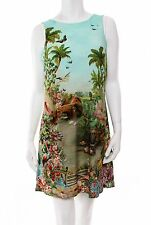 Michal Negrin Victorian Style Fantasy Tunic Crystals Dress
