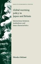 Global Warming Policy in Japan and Britain: Interactions between Insti-ExLibrary