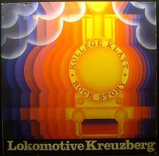 LP LOKOMOTIVE KREUZBERG - kollege klatt, Insert, nm
