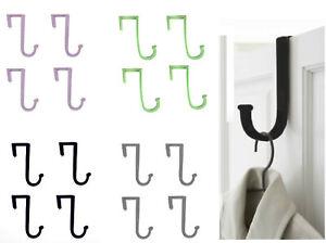 JOY Mangano Huggable Hooks 4-pack Over-the-Door Hooks