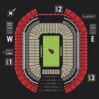 Indianapolis Colts vs Arizona Cardinals-12/25/21-6:15pm--2 Front Row Aisle Seats