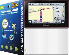 3x Anti-Glare Matte LCD Screen Protector Garmin Nuvi 2639 2639LM 2639LMT LM LMT