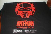 NEW ANT- MAN Ant Man Marvel Comics In Theaters PROMO  T TEE SHIRT size M Medium