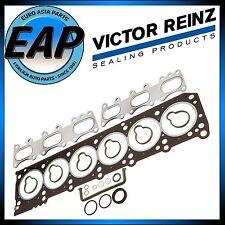For Mercedes E320 S320 SL320 Victor Reinz OEM Cylinder Head Gasket Set NEW