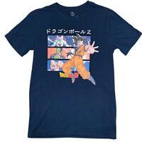 Dragonball Z Goku Mens Black T-Shirt Size Small Anime