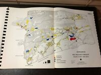 West Milford Passaic County New Jersey Master Plan Book 51 Pull Out Maps 1976-79