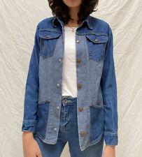 Wrangler Blue Denim Vintage Jacket