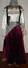 InCharacter ~ PIRATES WENCH ~ Adult COSTUME ~ Size M ~ Orig $89.99