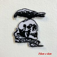 The Expendables music band Logo Iron Sew on Embroidered Patch