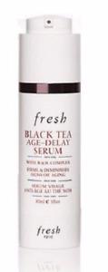 Fresh Black Tea Age Delay Face Serum R & R Complex FIRMS SKIN 1 oz / 30 ml NWOB