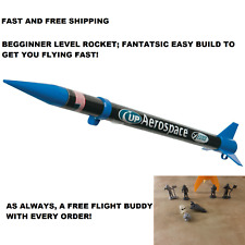 Estes UP Aerospace SPACELOFT #1793 Flying Model Rocket Kit Bulk Packaging 1 pack