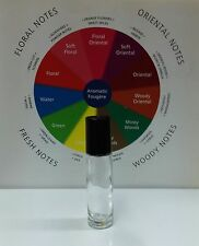 DESIGNER BODY OIL Perfume / Fragrance / Strong Scent / 1/8 oz Roll-on Bottle
