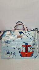 CATH KIDSTON OPEN CARRY ALL BAG- SNOW SCENE
