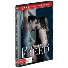 BRAND NEW Fifty Shades Freed (DVD, 2018) *PREORDER R4 Movie 3 Of Grey Darker