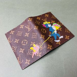 Louis Vuitton Passport cover MONOGRAM Tom and Jerry