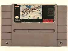 Pilotwings SNES (Super Nintendo, 1991) Authentic - Tested Works!