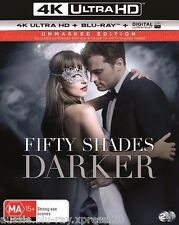 Fifty Shades Darker (Unmasked Edition) - 4K Ultra HD