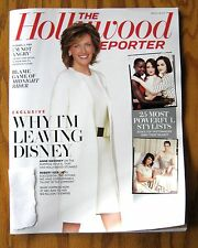 The Hollywood Reporter  Why I'm leaving Disney Anne Sweeney   March 21-28, 2014