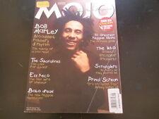 Bob Marley, The Stranglers, The Who - Mojo Magazine 2002