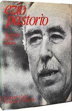 EZIO PASTORIO biografia di un pittore EDIZIONI L'ANTENNA 1977