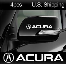 Right Car Truck Decals Stickers For Acura EBay - Acura stickers