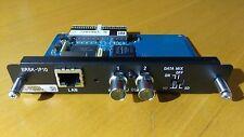Sony BRBK-IP10 BRC IP camera control Dual HD/SD SDI Out & LAN interface card