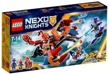 Construction Nexo Knights Purple LEGO Complete Sets & Packs